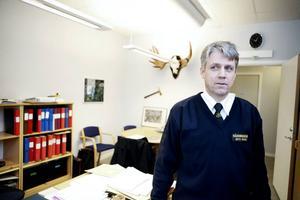Matserveringen var inte tänkt att gå med vinst - därför redovisade man aldrig intäkterna, enligt Mats Granat, chef för räddningstjänsten Höga Kusten-Ådalen.