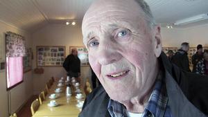 – De yngre de säger att fibern är lika viktigt för byn som att 45:an går förbi. Och håller med, säger Sven-Erik Svensson.