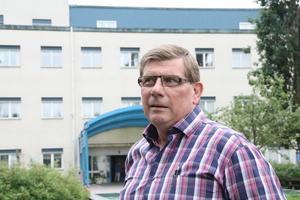 Politiskt beslut. Sören Bertilsson menar att beslutet om sammanslagningen var den bästa lösningen.