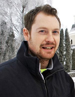 Mattias Bäck.