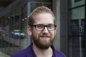 Alexander Lindholm.