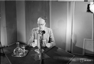 Den 26 juni 1941 höll president Risto Ryti ett radiotal där han  tillkännagav att Finlands gick i krig med Sovjetunionen på Tysklands sida. Det skedde efter att sovjetiskt flyg attackerat Finland.