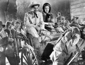 Clark Gable bar en Panamahatt i filmklassikern