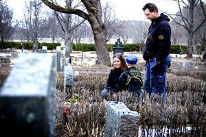 Olyckan förändrade familjen Walls liv för evigt. Jenny hoppas att hennes berättelse ska hjälpa andra som förlorat ett barn.
