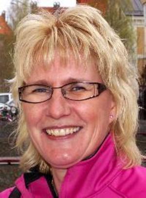Lisbeth Verstad, 42 år, Strömsund:– Nej, jag sms:ade. Det gjorde jag i fjol också. Det är så himla lättsamt. Och så får man igen pengarna till midsommar.