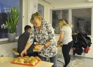 Mona Hansson från partiet Kommunens Väl är engagerad i frågan att ta hand om våra resurser.
