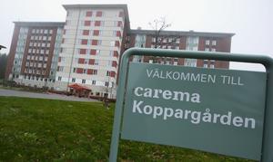 Illa ute. Carema har fått kritik för vanvård ocvh skatteplanering. Foto: Bertil Ericson/SCANPIX