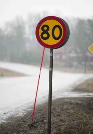 Hastighetsbegränsningarna övergår skribentens förstånd.