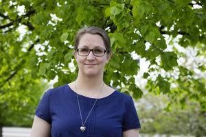 Sara Borg är ny lokalredaktör för Väddö och Hallstavik.