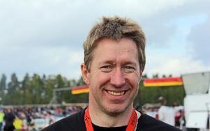 Arne Bogsveen tycker det är bra att tävlingen fortfarande drivs. Foto: Theres Johansson/DT