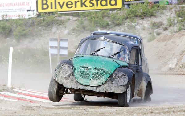 Mikael Nyrönen knep sin fjärde seger i Hedetävlingen.