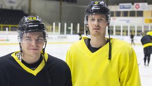 Karl Hassel och Ted Jokiniemi är två viktiga kuggar i FAIK.