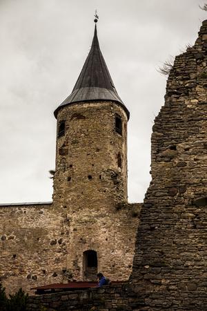 Borgen, som är förebild till Mattisborgen i