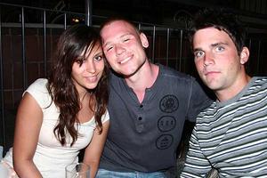Tabazco. Jasmin, Tazz och Fredrik