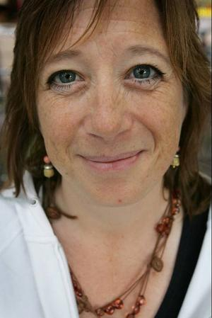 Karin Thomasson (MP) är kulturansvarigt kommunalråd i Östersund.