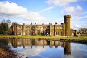 Slottet Swinton Park har anor från 1600-talet och var en privatbostad fram till andra världskriget. Hotell blev det först för 15 år sedan.   Foto: Reine Hefvelin
