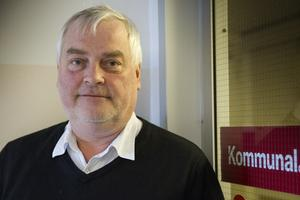 Tord Andersson, ordförande i Kommunals sektion i Gävleborg, befarar att hans medlemmar kommer att drabbas av regionens kommande sparpaket.