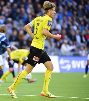 Eric Björkander från Mjällby.