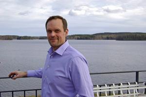 Marcus Lagerström, legitimerad psykolog.
