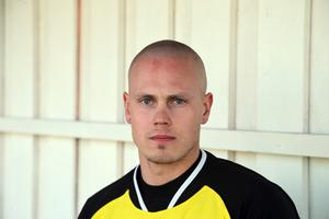 Jonnie Engström har gjort tre mål för Riala den här säsongen.