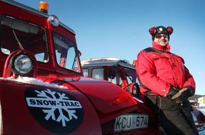 – Nästa år hoppas vi även få med några norska ekipage ut på fjället, säger Arne Linding, en av arrangörerna av den årliga vesselträffen i Ljungdalen.