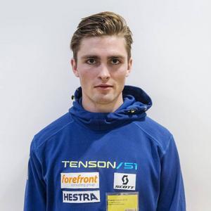 Ludvig Fjällström fick i dag ett efterlängtat klartecken från SOK.