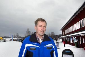 """HELT NYTT. """"Vi har fått en helt ny produkt från och med den här vintern"""", konstaterar Kungsbergetchefen Stefan Alanärä."""
