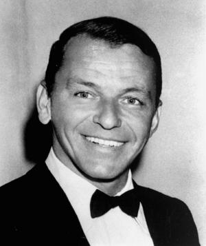 Frank Sinatra 1963.