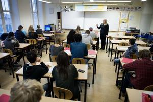 Läraförbundet vil qatt Liberalerna lyssnar på lärarna.