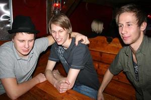 Konrad. Simon, Jimmy och Emil