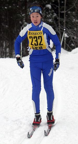 Alexander Mäki, Hudiksvall.
