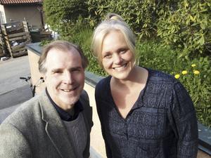 Lars Hjertner och Maria Hulthén gästar Västanfors kyrka.