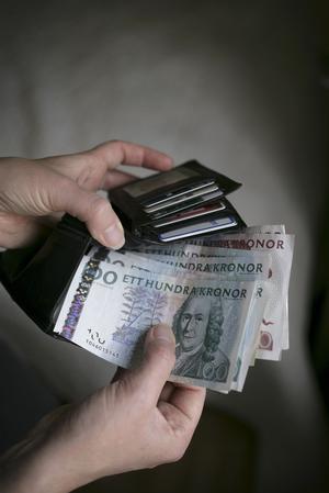 Mer i plånboken. Det finns ett starkt stöd i samhället för lärarnas lönekrav, skriver Per Dahlberg. Foto: Scanpix