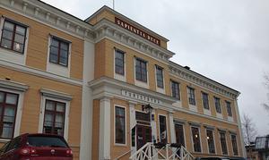 Östersund Turist & Kongress AB vill under 2014 byta namn till Visit Östersund AB.