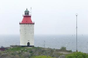 I den sydligaste delen av Stockholms skärgård. Just här är vindar från sydväst vanligast.