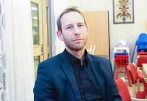 Skolchefen Jonas Fors säger att även om Håksbergs skola blir kvar kommer det att krävas förändringar i Ludvika.