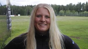 Isabelle Johansson.