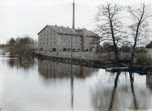Åby Tegelbruk, november 1890.