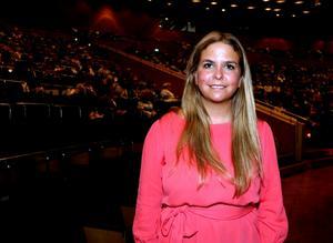 Olivia Trygg, generalsekreterare för stiftelsen Trygga Barnen.Foto: Samuel Borg