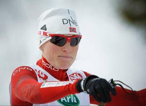 Tora Berger har dominerat fullständigt i skidskyttespåren i vinter. Hon gjorde samma sak i Åre Cross Country Open.