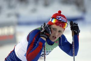 IFK Moras Stina Nilsson malde en ryska och körde hem guldet till Sverige.
