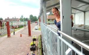 """""""Cykelvasan är så mycket mer än bara själva loppet"""", menar Lena Hermansson. Foto: Rebecka Ramstedt"""