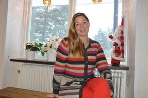 Genom att öka kunskapen om jämställdhet hoppas läraren Sandra Gällström förebygga våld.