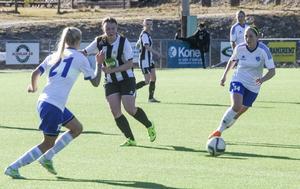 Ljusne var det enda lag som lyckades göra mål på IFK Västerås under cuphelgen.