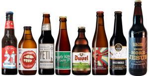 De utvalda ölen - se mer info om respektive öl här nedan.