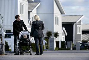 I Dalarna litar befolkningen mest i hela Sverige på att grannen rycker in om de skulle utsättas för ett inbrott.Foto: Pontus Lundahl / TT