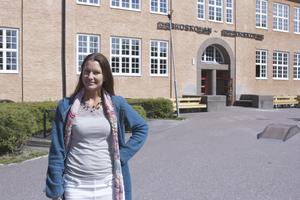 lämnar sina uppdrag. Pia Boiardt (V), sitter i kommunstyrelsen och kommunfullmäktige och var tills årsskiftet ordförande i utbildning- och fritidsnämnden. Hon slutar som kommunpolitiker i Fagersta i slutet av september.Foto: Robin Högberg