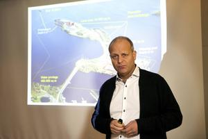 Nicklas Nyberg köpte Vivstavarv tidigare i år.