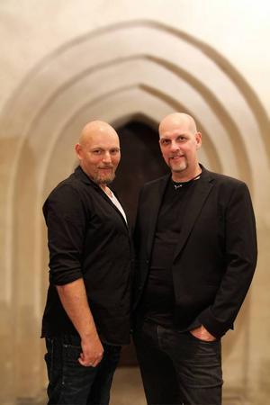 Nordman består av Håkan Hemlin och Mats Wester.