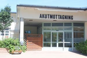 Den 15 juli stänger den akuta ortopedin och kirurgin tillfälligt på Sollefteås akutmottagning.